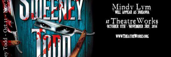 Sweeney Todd, Oct 11th – Nov 3rd
