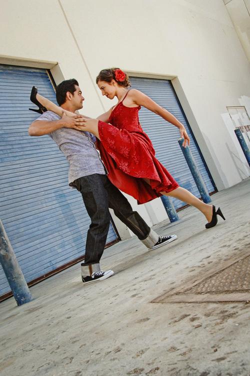 Anita & Bernardo - West Side Story