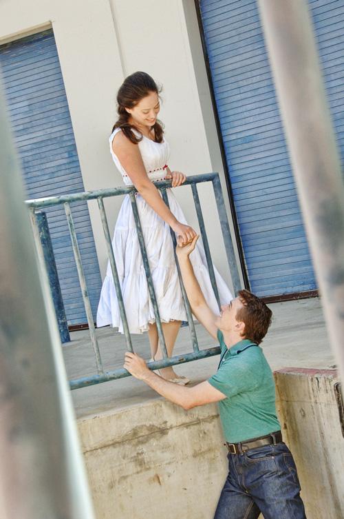 The Balcony Scene, West Side Story