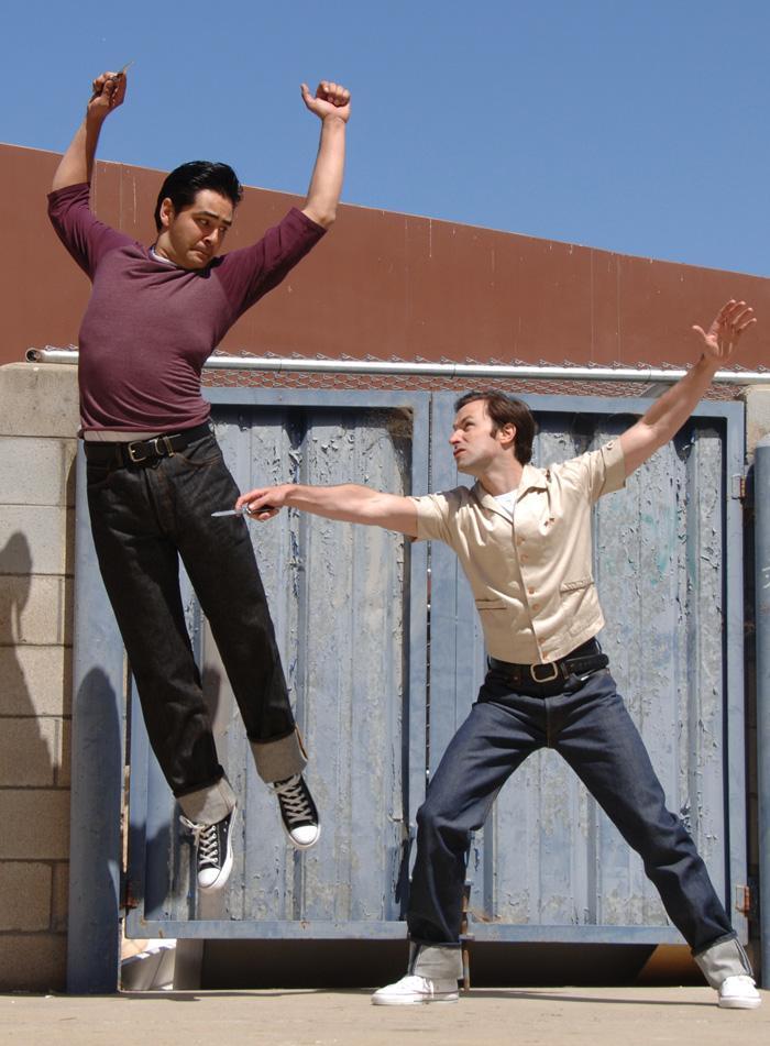 Bernardo & Riff - West Side Story